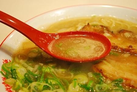 スープは・・・