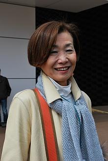 土谷多恵子さん