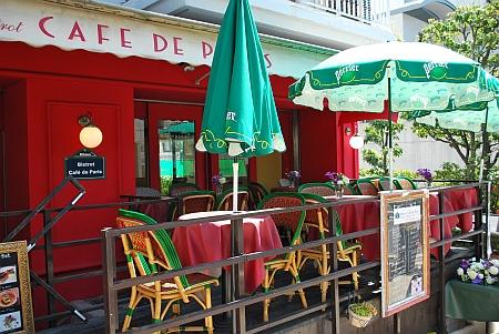 北野坂のレストラン