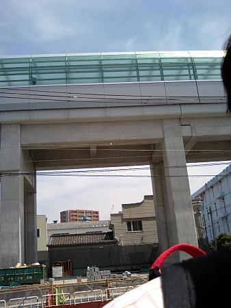阪神の延伸部分