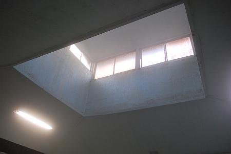 浴場の天井