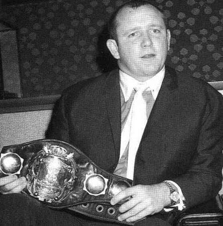 当時のNWA世界ヘビー級チャンピオン