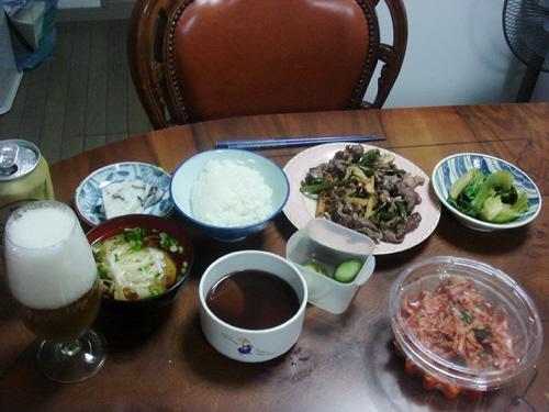 マールと新長田と晩御飯