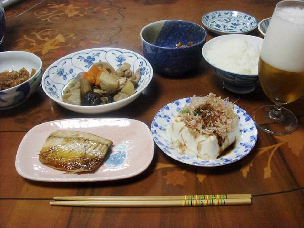 鉄人プロジェクトと今日の晩御飯