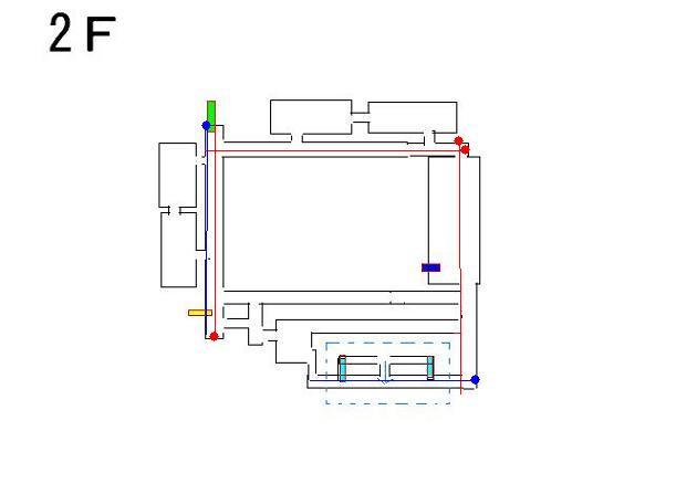 2F見取り図1