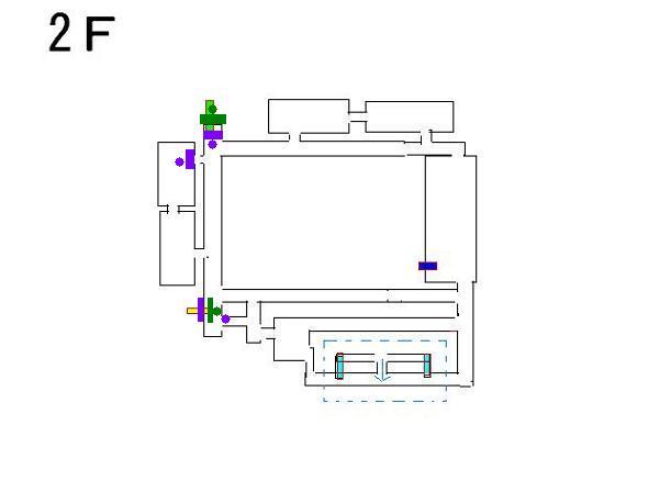 2F見取り図2