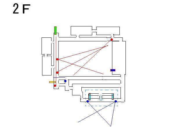 2F見取り図3