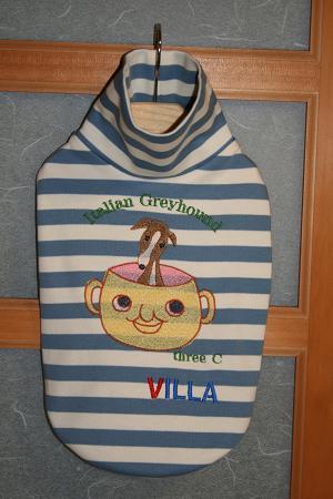 ヴィラTシャツ