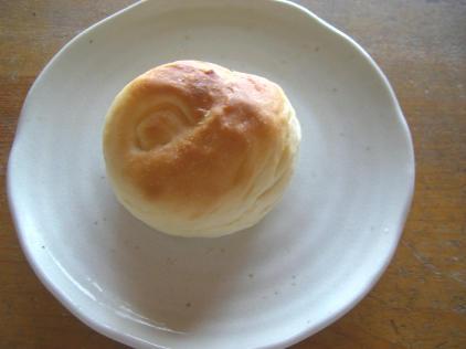 生クリームパン