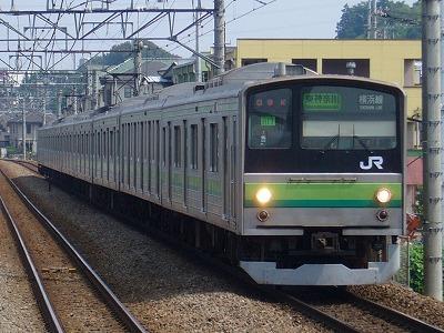 1102K H17 各停東神奈川行