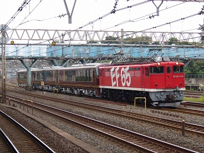 列番不明 EF65-1118+キハ40改みのり