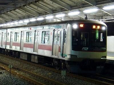 41K 5106F 各停渋谷行