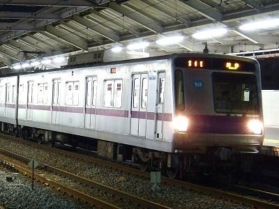 34K 8106F 各停渋谷行