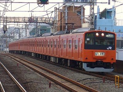 H4 05T 中央特快東京行