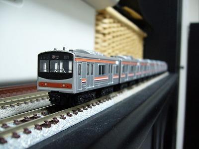 武蔵野線205系M35