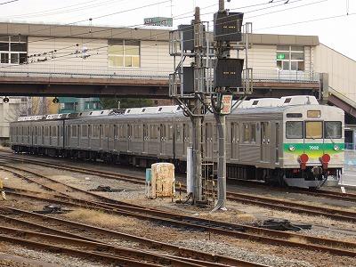 ④秩父鉄道7002F