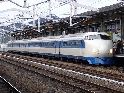 3 ひかり340号新大阪行 姫路入線