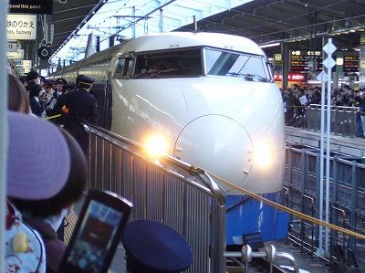 19 ひかり347号博多行 新大阪入線
