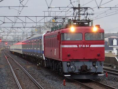 8.9370レ EF81-84+415系12B