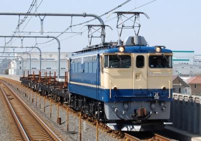 EF65-1106+チキ