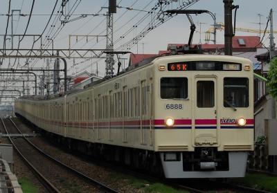 65K 6042F-6438F 急行橋本行