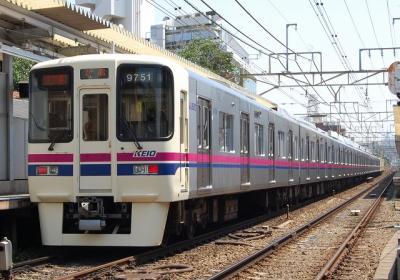 No.7 6413F+9001F 準特急新宿行2