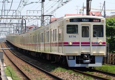 No.8 6023F-6024F 準特急高尾山口行