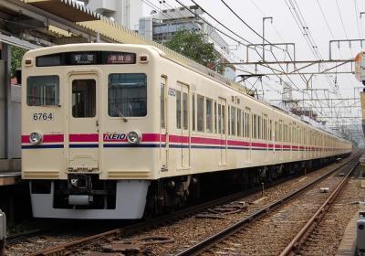 No.7 6415F+6014F 準特急新宿行2