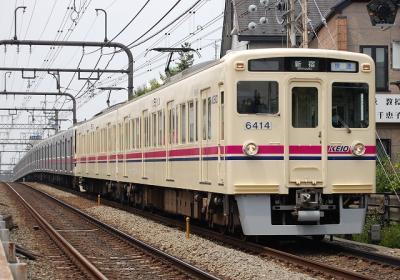 No.24 6414F+9005F 快速新宿行1