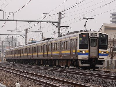 159M マリ509 普通安房鴨川行