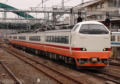 1064M きぬがわ4号新宿行 485系G58編成