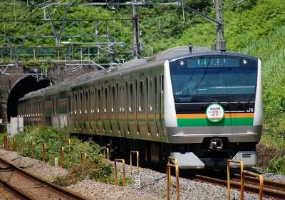 797M E233系E01+E51 普通小田原行