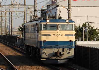 単9162レ EF65-501