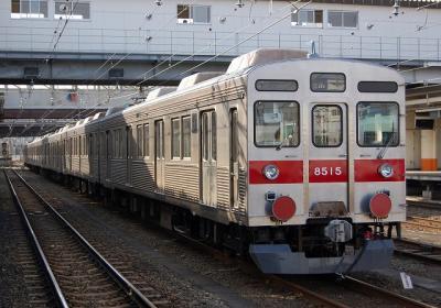 長野電鉄8505F