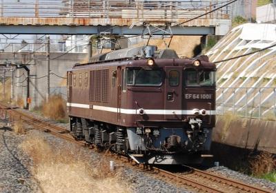 単9163レ EF64-1001
