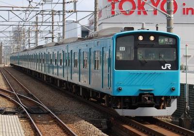 53運用 快速東京行