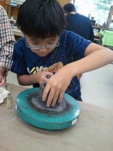 金津創作の森 陶芸体験