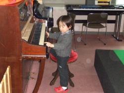こどもの城ピアノ