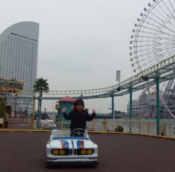 1月7日横浜コスモワールド