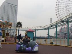 1月7日横浜コスモワールド1