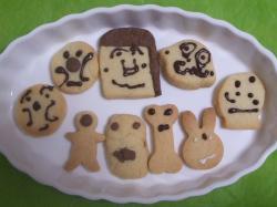 2007年8月29日ryomaクッキー