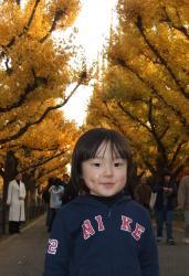 2007年12月2日神宮外苑
