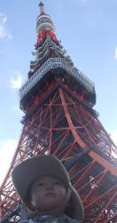 2007年9月10日東京タワー