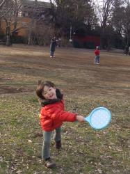2008年1月19日テニス対戦