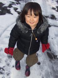 2008年2月5日スケート
