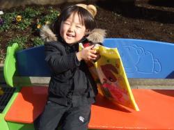 2008年2月8日幼稚園