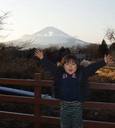 2008年2月18日富士山は
