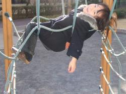 2008年2月28日日向ぼっこ