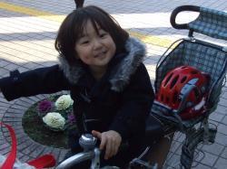 2008年2月28日自転車