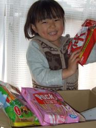 2008年3月1日お菓子